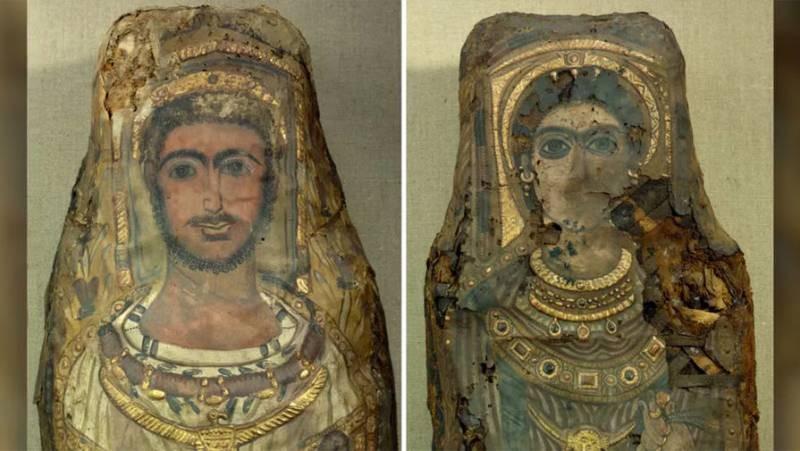Самые интересные находки археологов в пустыне