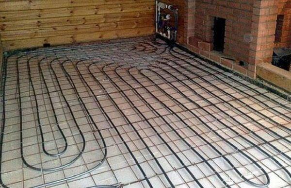 Как уменьшить траты на отопление дачных или частных домов в зимний период