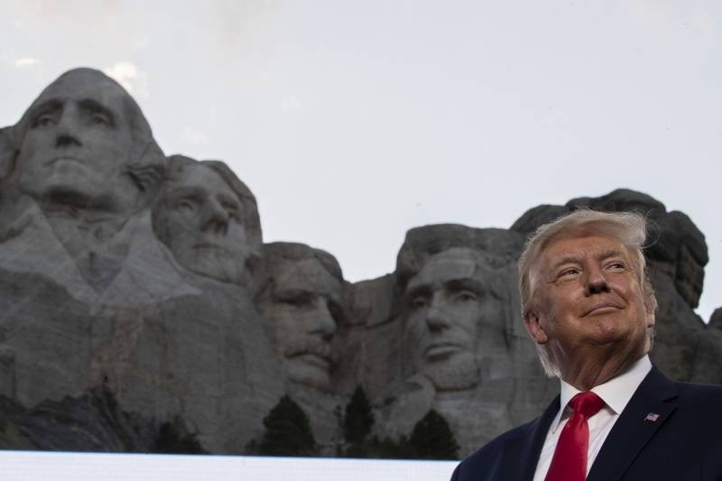 Как Дональд Трамп относится к своему поражению на выборах
