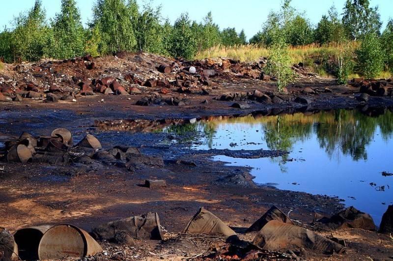 Названы самые загрязненные города России по данным 2020 года