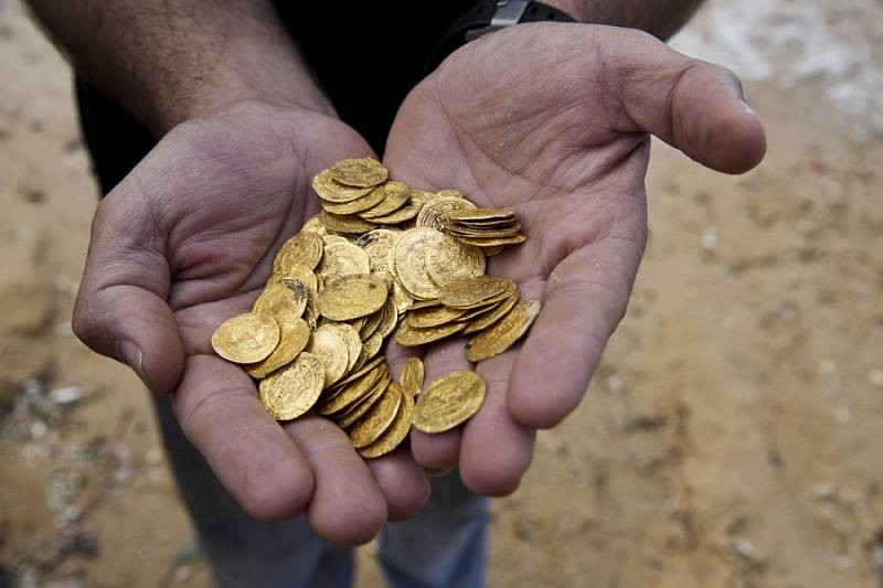 Самые большие и значимые сокровища, которые удалось найти