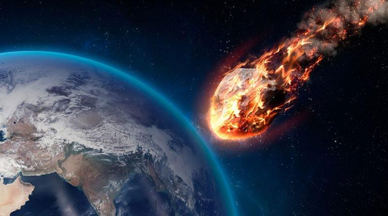 Жители Камчатки засняли взрыв метеорита на видео