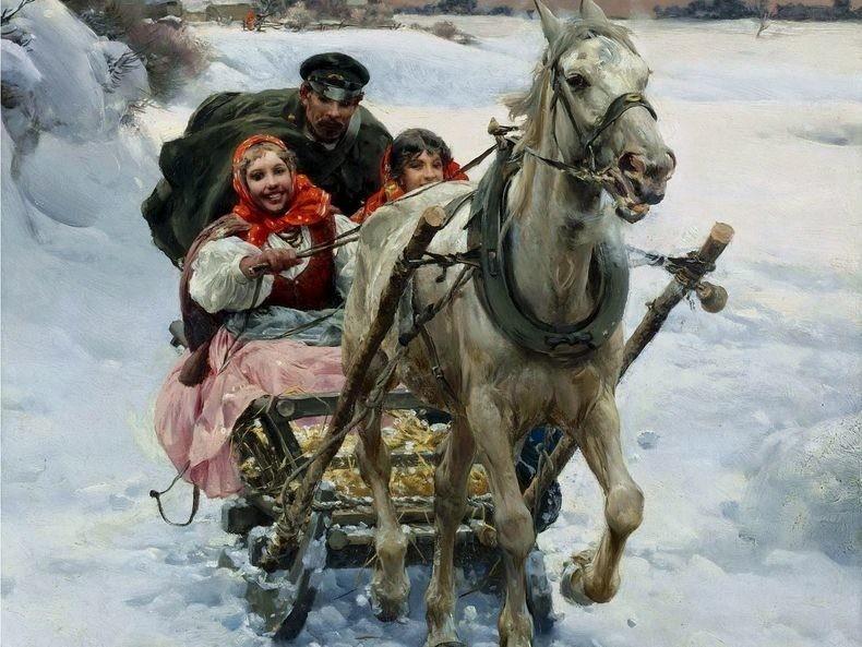 Приметы и поверья в канун старого Нового года, который отмечают 13 января 2021 года