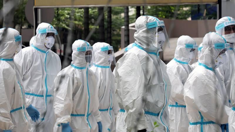 В Москве рассказали об эпидемиологической обстановке в январе 2021 года
