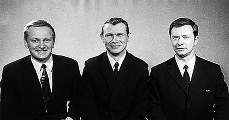 Как в СССР проходил секретный эксперимент над экипажем марсианского звездолета