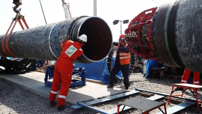Советник Джозефа Байдена предложил приостановить санкции против Nord Stream-2