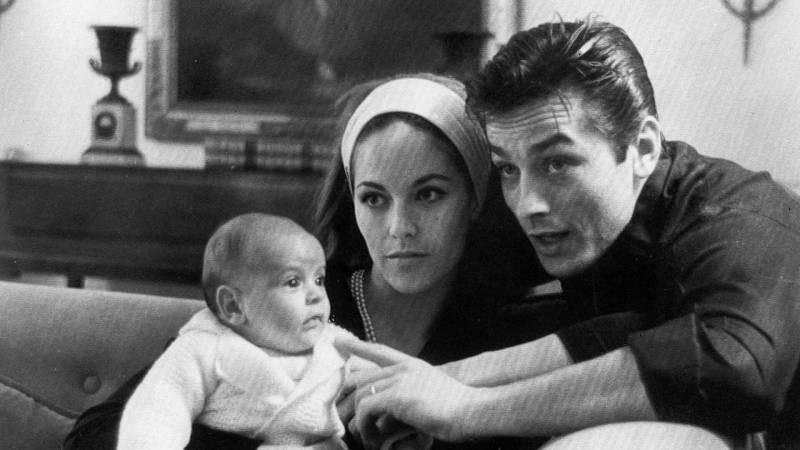 Умерла самая любимая жена Алена Делона — Натали Делон