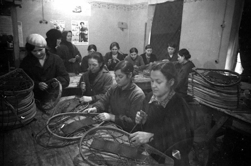 Самая перспективная работа в Советском Союзе