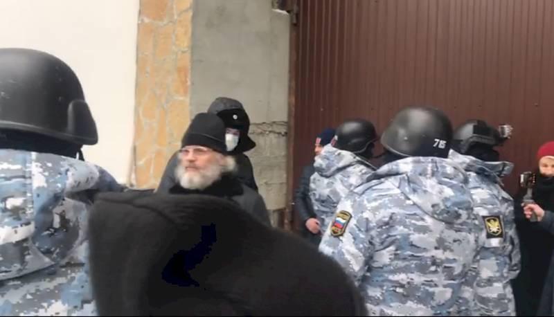 Чем закончился штурм Среднеуральского женского монастыря в декабре 2020 года