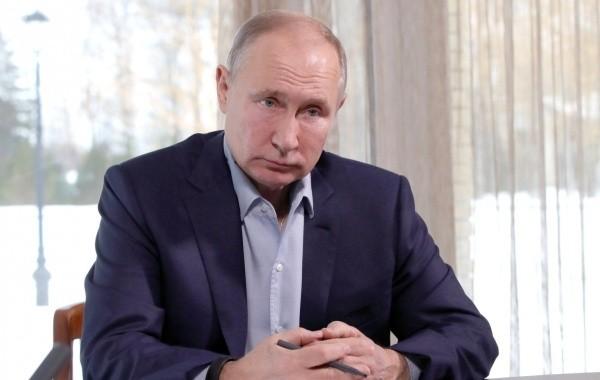 Путин заявил, что дворец в Геленджике ему не принадлежит