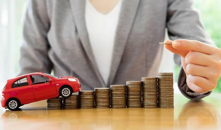 В России выросла цена на легковые автомобили