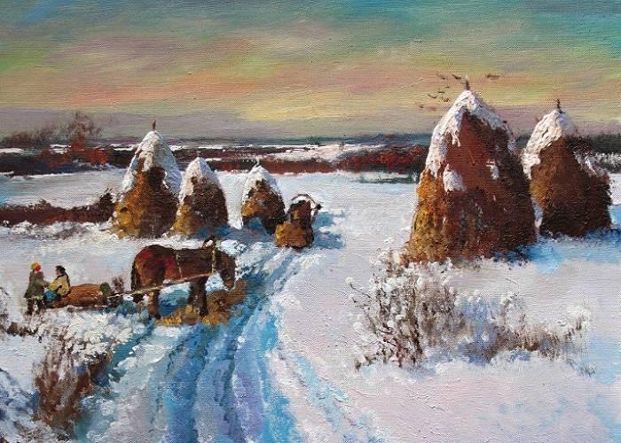 Зачем на Петра-полукорма, 29 января, крестьяне оценивали запасы корма для животных