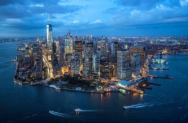 Названы самые технологически развитые города в мире
