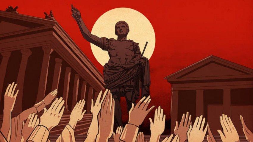 """История диктатуры, где появились первые """"диктаторы"""""""