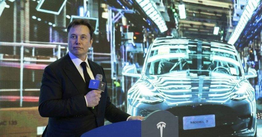 Илон Маск стал самым богатым человеком на планете благодаря акциям Tesla Motors