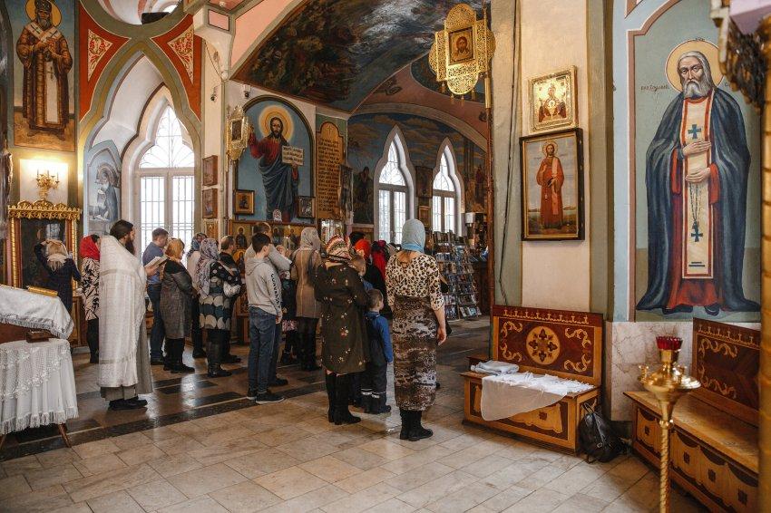 Какие церковные праздники отмечают накануне Крещения 18 января 2021 года