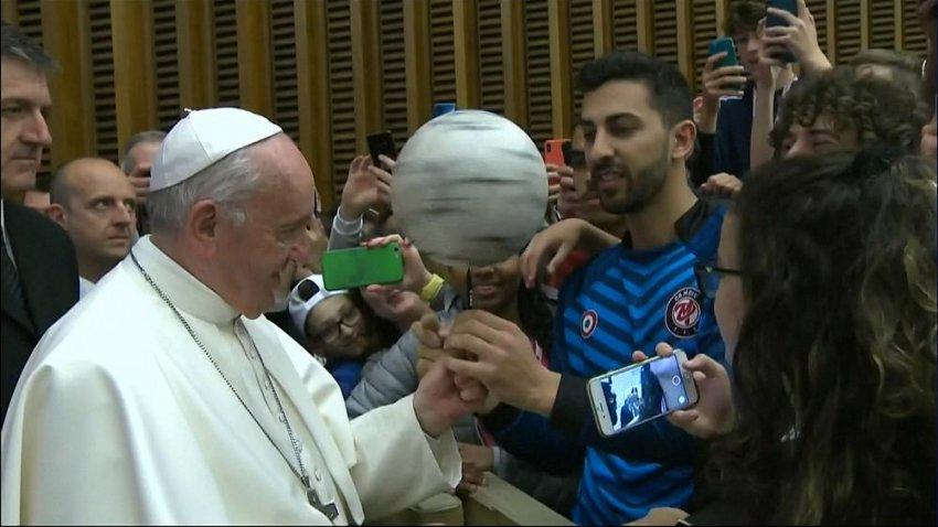 В соцсетях сообщили об аресте папы римского Франциска в январе 2021 года