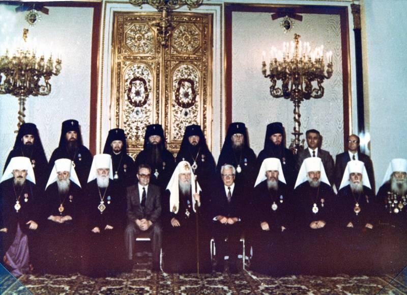 Почему в СССР были против религии, но отмечали 1000-летие со Дня крещения Руси