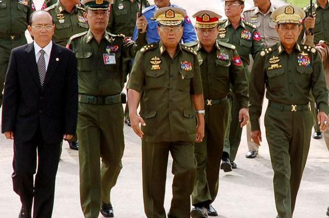 В Мьянме в феврале 2021 года устроили военный переворот, арестован президент и чиновники