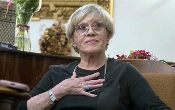 Алиса Фрейндлих планомерно восстанавливается после коронавируса