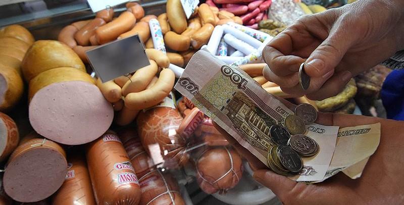 Россияне ждут, когда будут переводить деньги на покупку продуктов питания нуждающимся гражданам