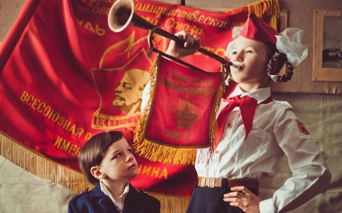 Советские заповеди воспитания детей не утратили своей актуальности