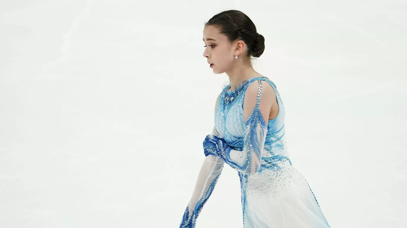 Камила Валиева побила мировой рекорд и обошла Алену Косторную