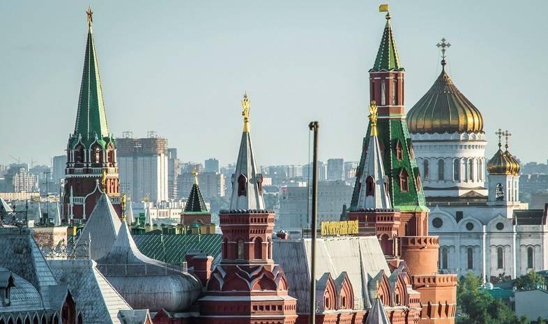 Столицу РФ предложили перенести из Москвы