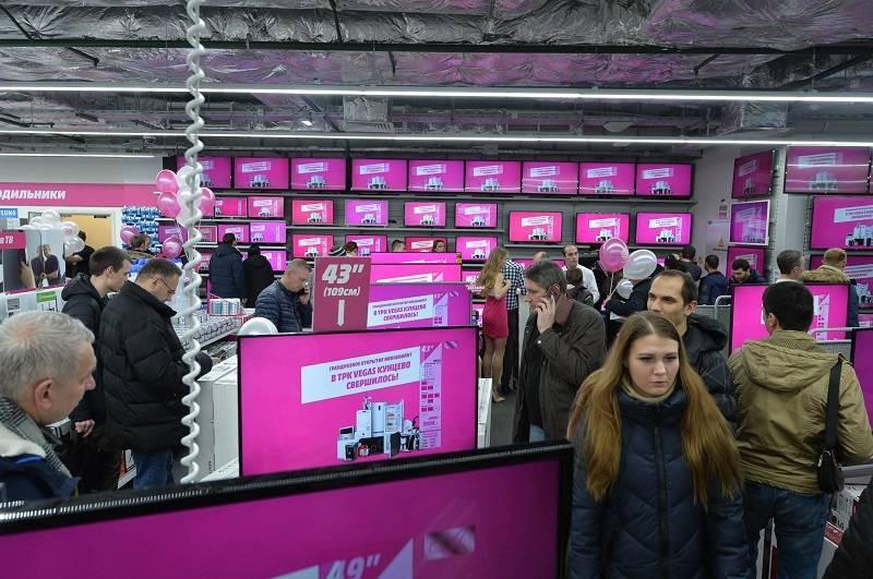 Крупные магазины заявили о скором росте цен на непродовольственные товары