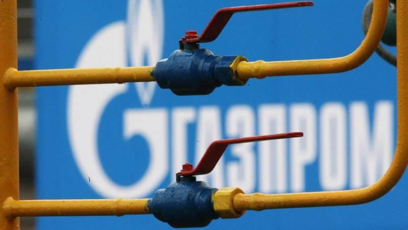 Россия разыгрывает газовый гамбит