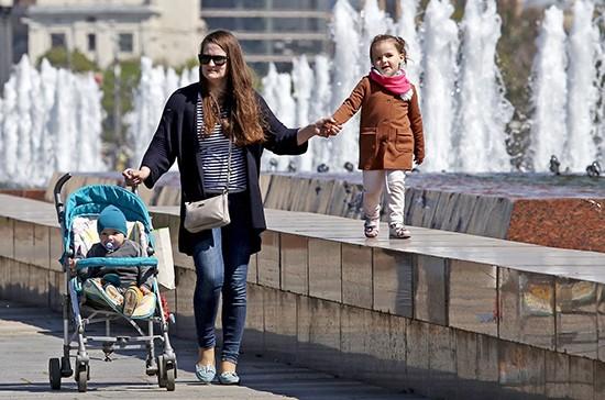 Беззаявительный порядок выплат на детей до 3 лет отменен