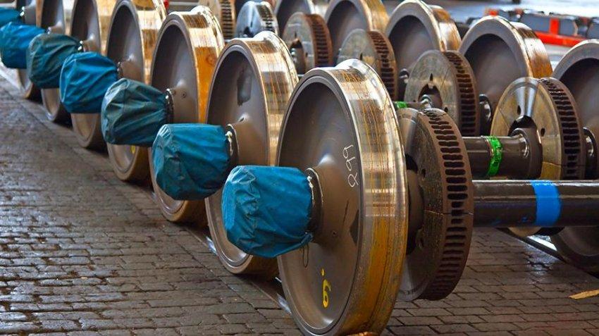 Россия ввела санкции на покупку железнодорожных деталей у Украины