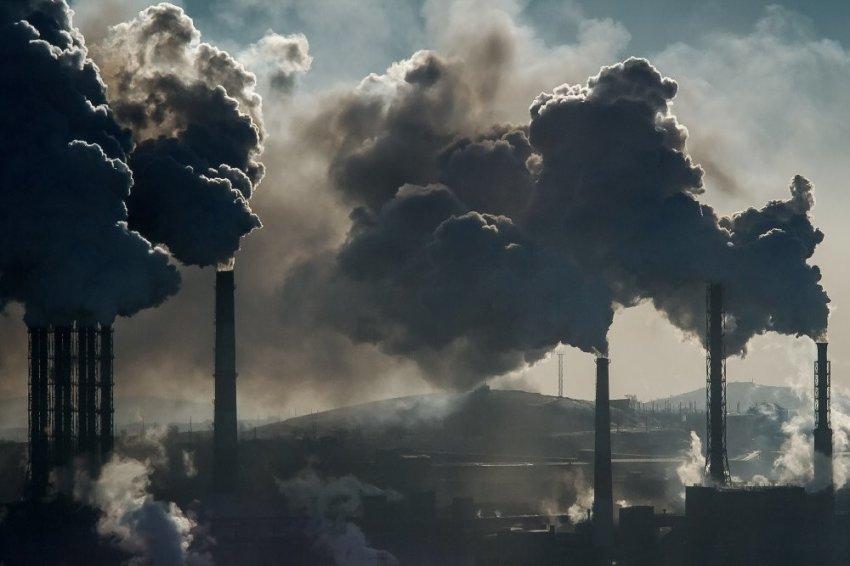 ТОП-10 стран с наиболее загрязнённым воздухом