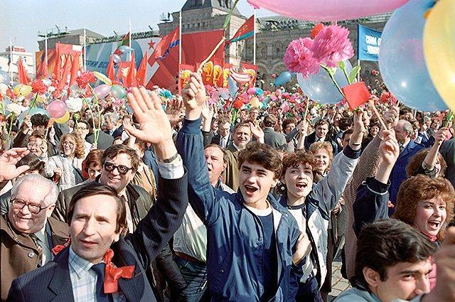 Какие периоды советской истории считаются самыми лучшими