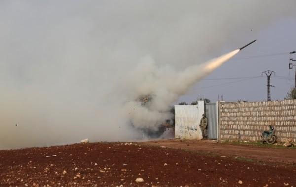 Турция обвинила Сирию в ударах по Алеппо