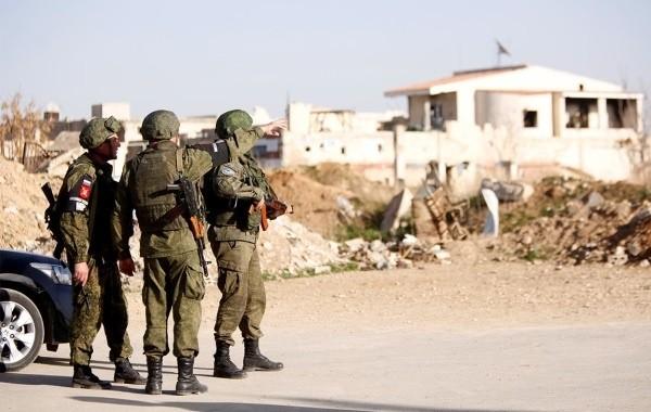Потери ВС России в Сирии составили 112 человек