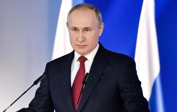 В марте Путин может выступить с посланием Федеральному собранию
