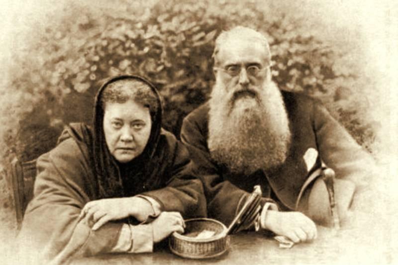 Пророчества оккультитски Елены Блаватском о будущем России