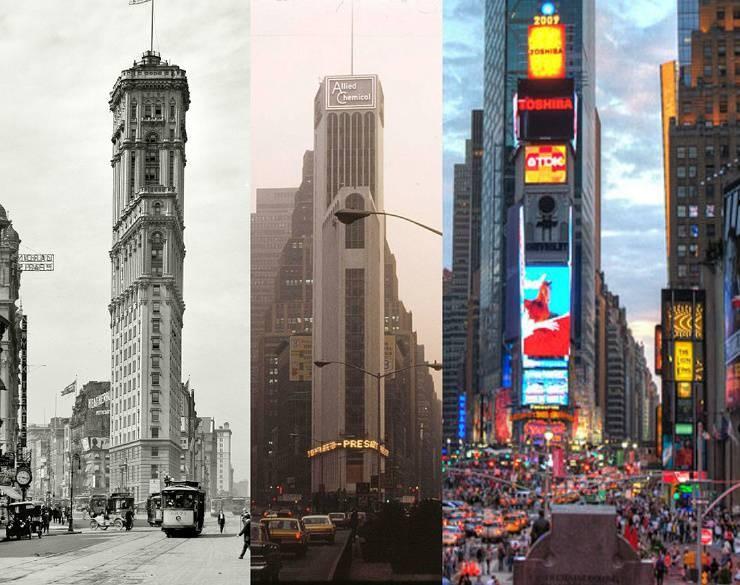Пустой небоскреб в Нью-Йорке на Манхеттене приносит прибыль