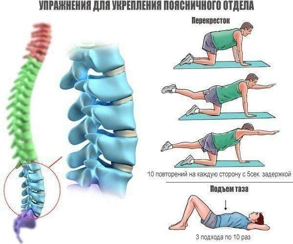 Что делать, когда защемило спину в пояснице, и больно двигаться