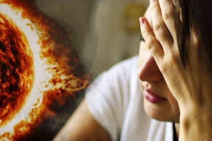 Почему может ухудшаться самочувствие во время магнитных бурь, и как устранить их негативное влияние