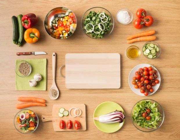 Продукты, которые в Великий пост 2021 года можно употреблять в пищу