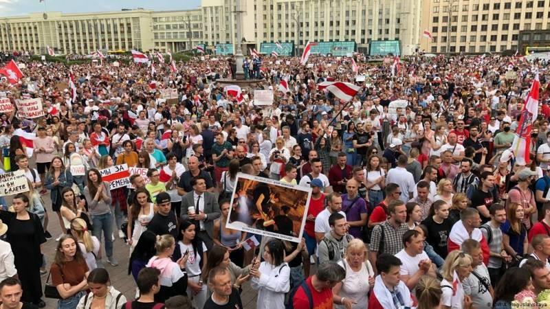 Как оппозиция хотела возобновить протесты в Белоруссии