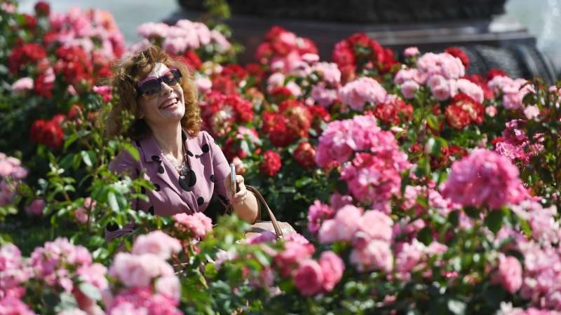 Россиян ожидает «персиковое лето» в 2021 году
