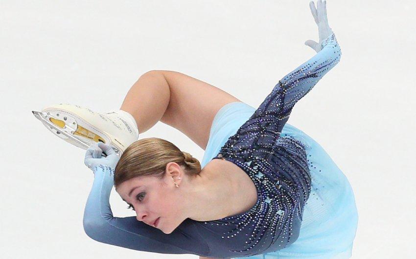 Чемпионка Европы по фигурному катанию Алена Косторная вернулась к Тутберидзе