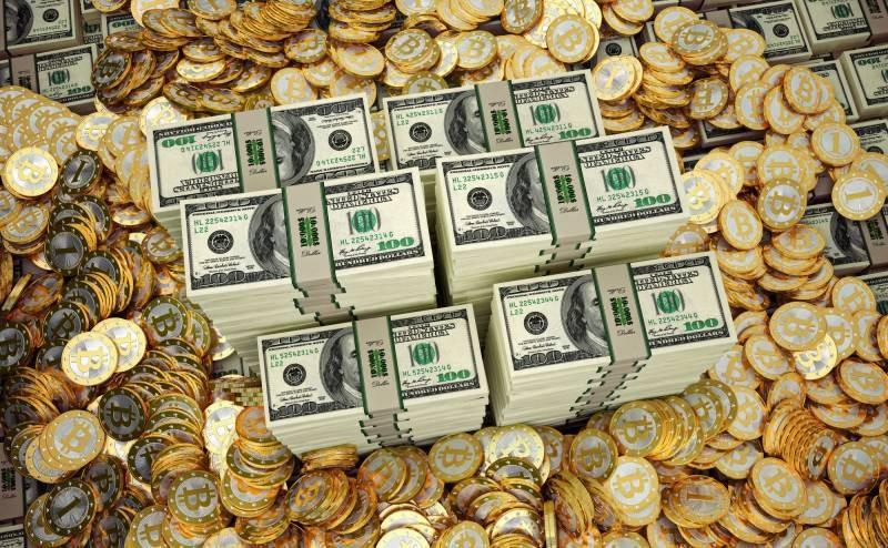 Может ли в будущем биткоин заменить американский доллар