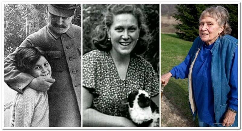 Как сломала себе жизнь дочь Сталина Светлана Аллилуева