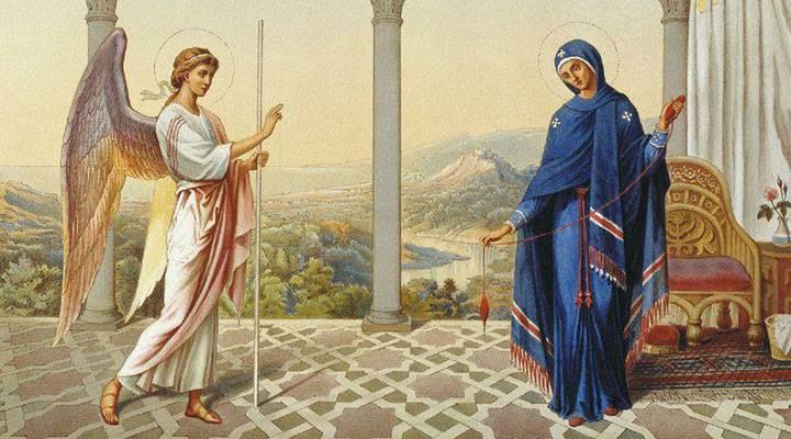 Что можно и нельзя делать в канун Благовещения