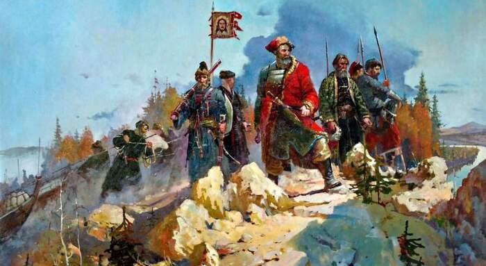 Как чукчи не давали покоя русским первопроходцам в Сибири