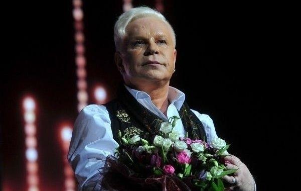 Борис Моисеев отложил возвращение на эстраду